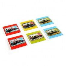 Coasters, placemats and napkins