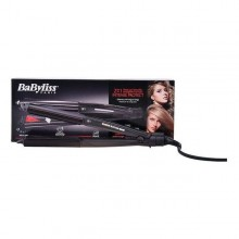 Hair straighteners and curlers