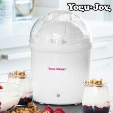 Ice cream and yoghurt makers
