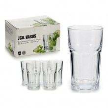 Glasses, cups and jugs