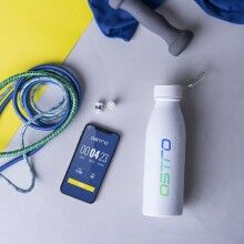 Thermal Bottle with Bluetooth Headphones (580 ml) 146004