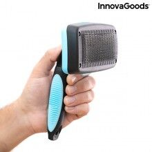 Cleaning Brush for Pets with Retractable Bristles Groombot InnovaGoods
