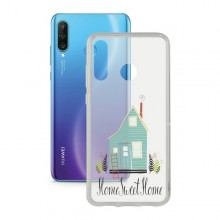Mobile cover Huawei P30 Lite Flex Home TPU