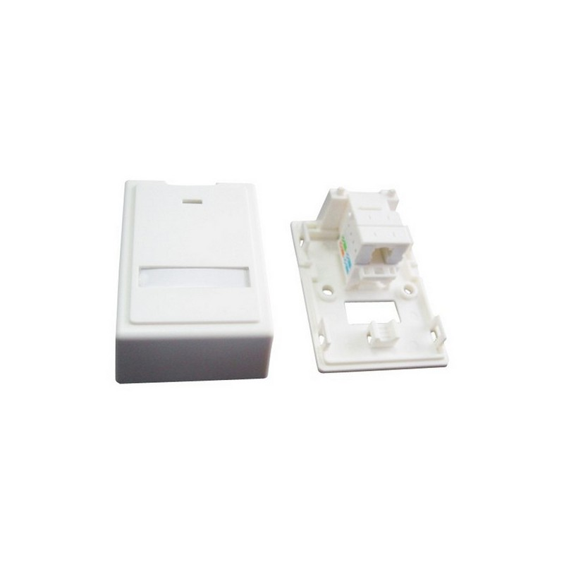 Network Connection Box GEMBIRD NCAC-SMB1 White