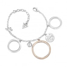 Ladies'Bracelet Guess UBB84106-S (21 cm)