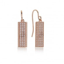 Ladies'Earrings Sif Jakobs E0086-CZ-RG