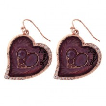 Ladies'Earrings Guess UBE31215