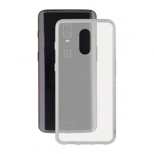 Protection pour téléphone portable One Plus 6t Contact Flex TPU Transparent