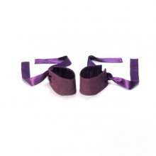 Etherea Silk Cuffs Purple Lelo XELO1425