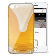 Mobile cover Iphone 7/8 Flex TPU Beer