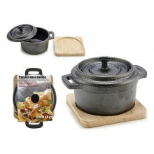Pans and casseroles